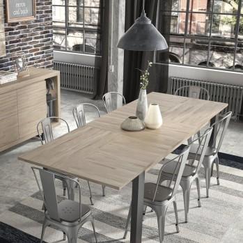 Table à manger rectangulaire 8pers. - Fabrication Française