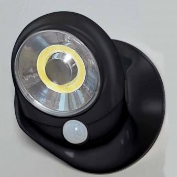 Spot détecteur de mouvement - technologie led