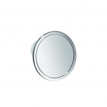 Miroir à ventouse chrome gia