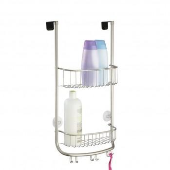 Serviteur de douche 2 paniers à suspendre