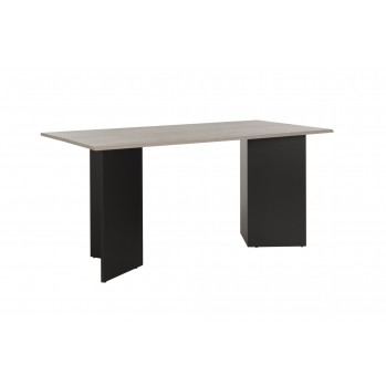 Table console 4 personne pliable Mineral - Fabrication Française