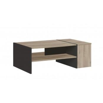 Table basse avec rangement bar Yori - Fabrication Française