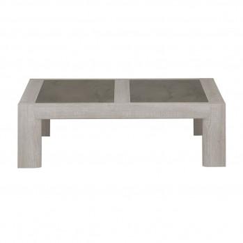 Table basse avec plateau extensible - Fabrication Française