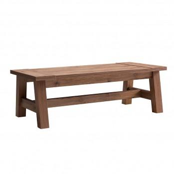 Table basse en bois MDF campagne