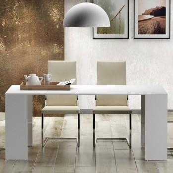 Table à manger extensible 50-223 cm