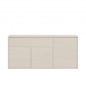 Buffet 3 portes 1 tiroir essentiel - Fabrication Française