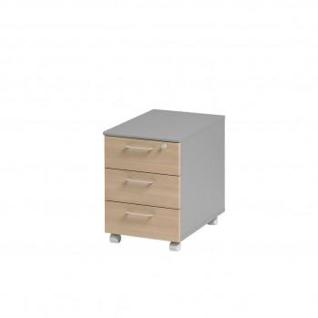 Caisson mobile 3 tiroirs Jazz - Fabrication Française