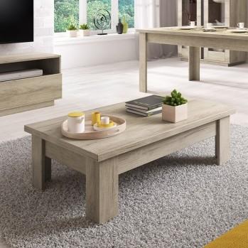Table basse rectangulaire en MDF