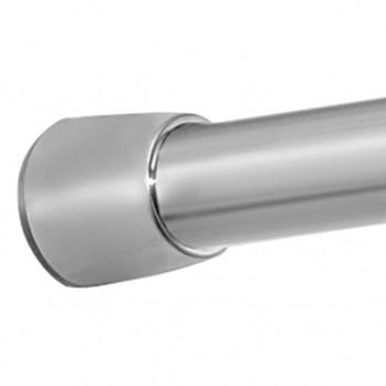 Barre pour rideau de douche extensible 109 cm à 190 cm