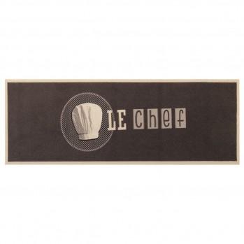 Tapis de cuisine Le Chef 45x125cm