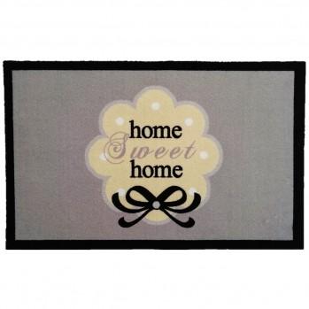 Tapis d'entrée home sweet home 50x80cm