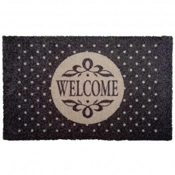 Tapis d'entrée Welcome 50x80cm