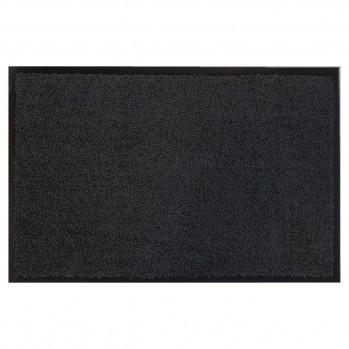 Tapis eco-clean noir 60x120cm