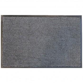 Tapis eco-clean gris clair 60x120cm