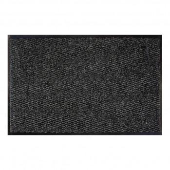 Tapis eco-corn gris anthracite 60x120cm