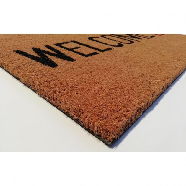 "Paillasson ""Welcome Home"" 40x60cm"