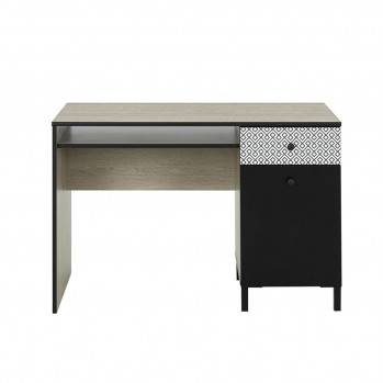 Bureau 1 porte 1 tiroir Jakarta - Fabrication Française