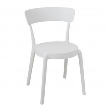 Lot de 2 chaises Kurt - Blanc