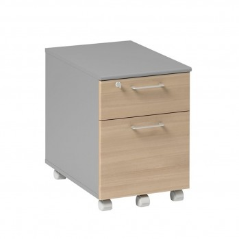 Caisson mobile 2 tiroirs Jazz - Fabrication Française