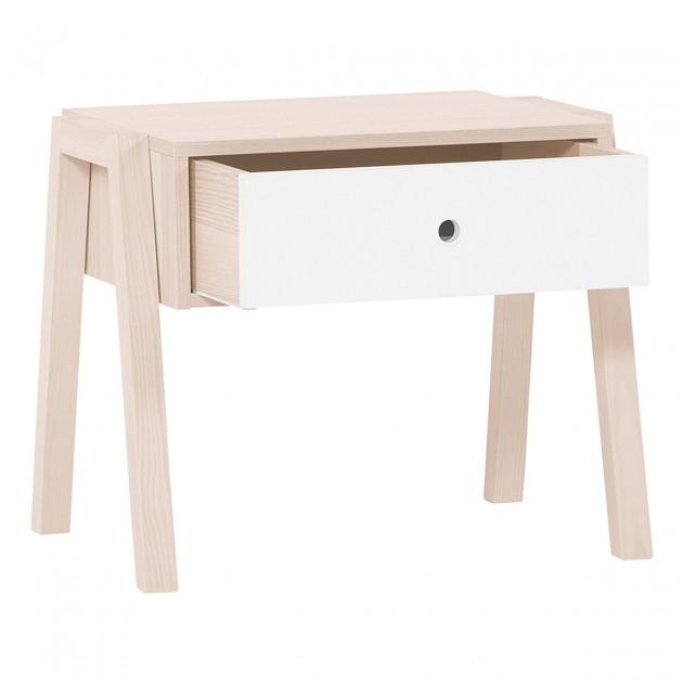 Table de chevet 1 tiroir empilable multiusage- SPOT