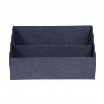 Range courrier et enveloppe en carton - GEORGE