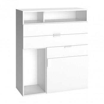 Buffet design 3 tiroirs et 1 porte L99,5 cm - 4YOU