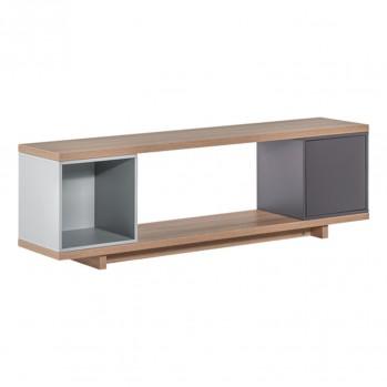 Meuble TV avec 2 cases L138 cm - BALANCE