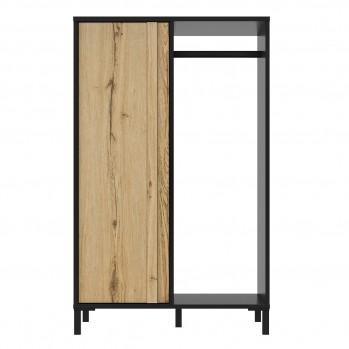Vestiaire 1 porte avec penderie MIMIZAN - Fabrication Française