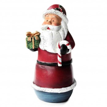 Boîte à cadeaux Père-Noël