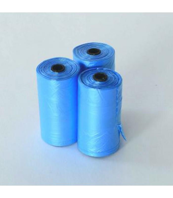 3 rouleaux sacs poubelles compatible avec la laisse 81103