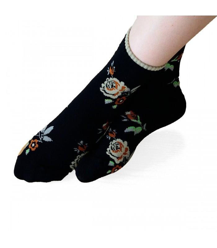 2 paires de socquettes roses taille unique