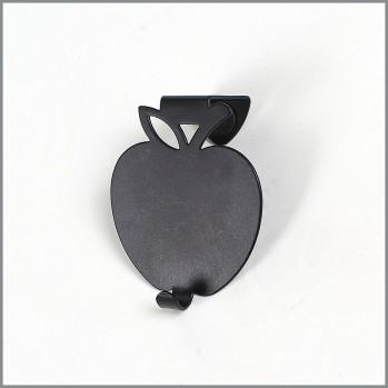 Crochet pour torchons décor pomme