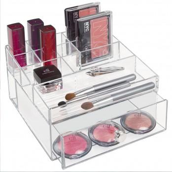 Boite de rangement pour cosmétiques InterDesign