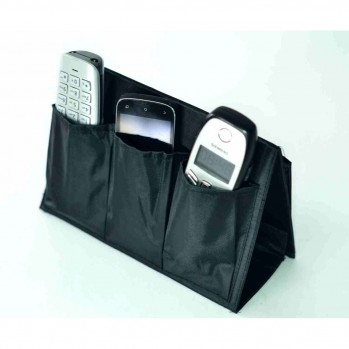 Porte telecommandes/telephones à poser