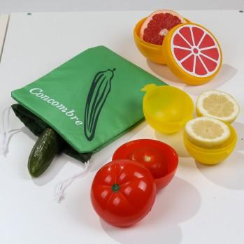 Boîtes de conservation fruits et légumes - Lot 4