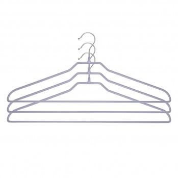 Cintres métal gaines PVC spéciaux grandes tailles - vendu par 3