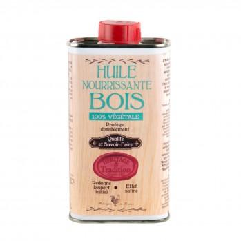 Huile nourissante pour bois - 250 ml