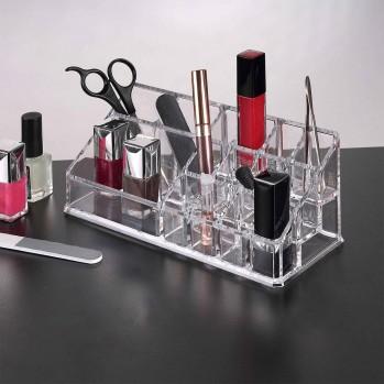 Organiseur cosmétiques acrylique