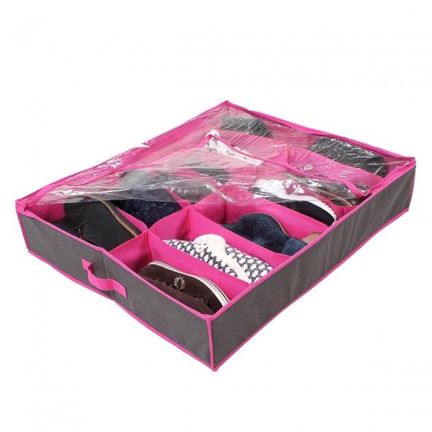 Tiroir de rangement chaussures 12 cases