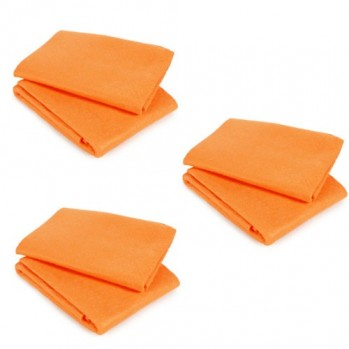 Lot de 3 lavettes et  serpillières super absorbantes