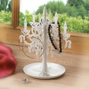 Chandelier porte-bijoux