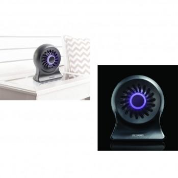 Lampe ventilateur antimoustique 2 en 1