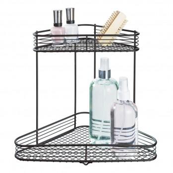 Étagère de coin pour salle de bain - Interdesign