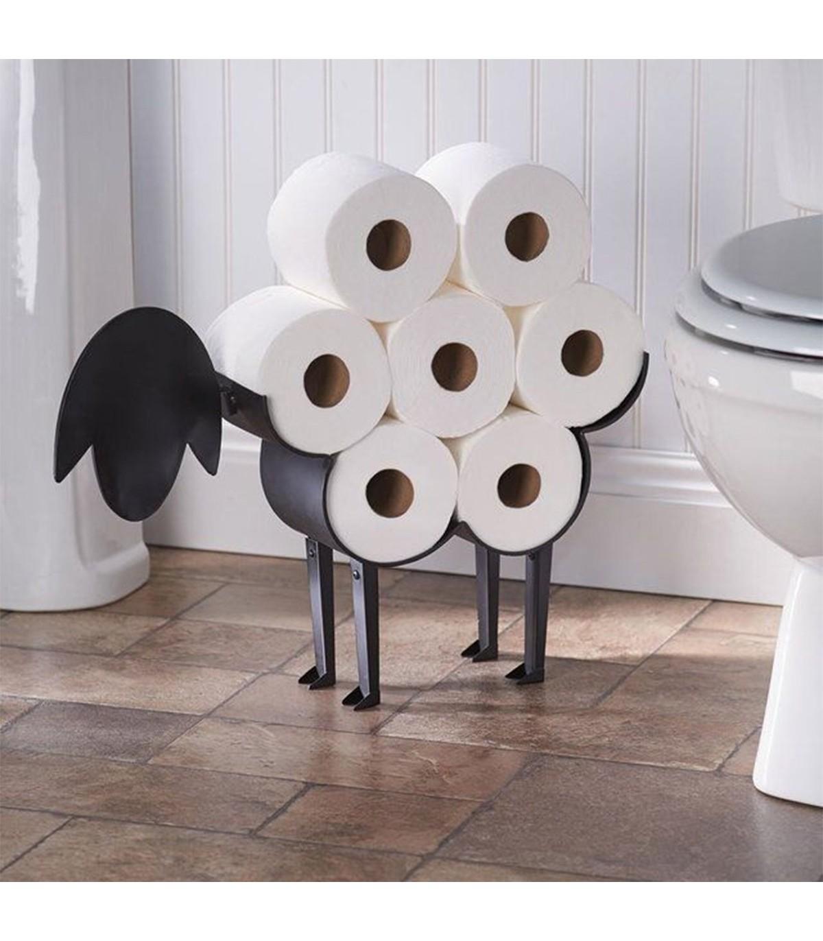 Fabriquer Un Dévidoir Papier Toilette réserve papier toilette forme mouton