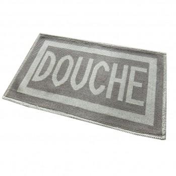 Tapis salle de bain imprimé Douche 50 x 80cm