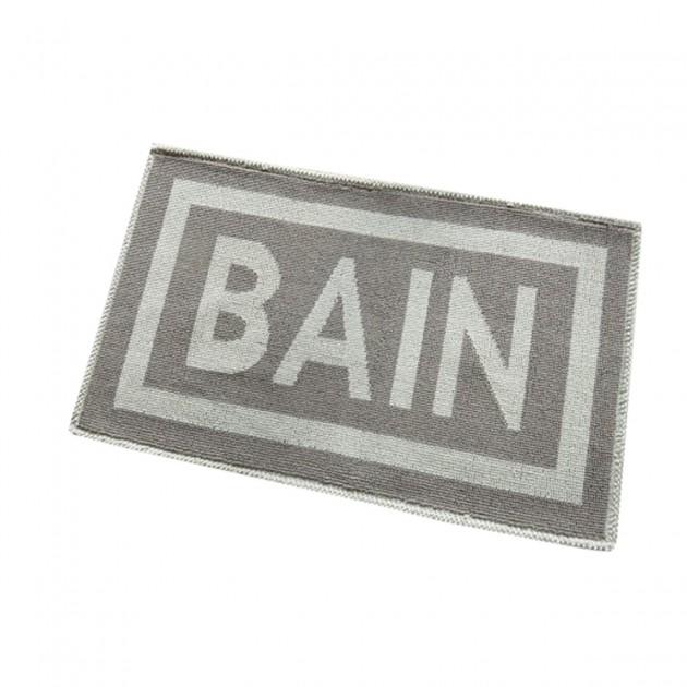 Tapis salle de bain motif Bain 50x80cm