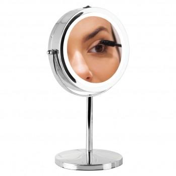 Miroir chrome lumineux