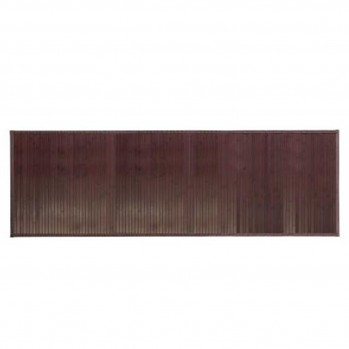 Tapis salle de bain antidérapant en bambou 62 x 50 cm