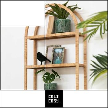 On a voulu optimiser les petits espaces ! ✨  Pour cela rien de plus simple que de surélever vos meubles, on oublie les étagères au sol et on mise tout sur les étagères murales.  Pliables ou non, pour une ambiance naturelle ou industrielle, on a (presque) tout ce qu'il vous faut. Et si vous veniez y jeter un coup d'œil ? 👀  #Calicosy #lifeorganiser #bienetre #rangement #organisation  #décoration #astuces #conseils # #meubles #tendance #lifestyle  #lille #lillemaville